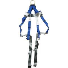 Harness with Grommets