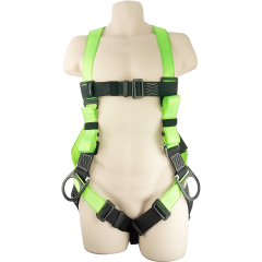 5-Point Full Body Harness with Side D-Rings