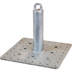 """Commercial Roof Anchor with 18"""" Riser"""