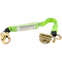 Rope Grab with 2' Lanyard Energy Absorber