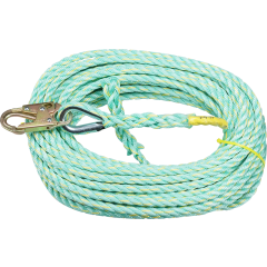 35' Single Hook Lifeline