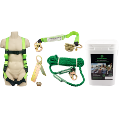 25' Fall Protection Kit