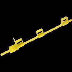 Parapet Guard Rail System