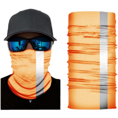 Hi-Vis Neck Gaiter - Orange