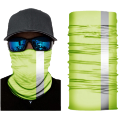 Hi-Vis Neck Gaiter - Green
