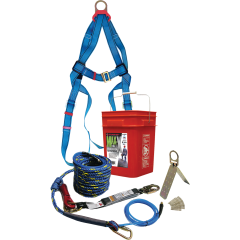 50' Max-X Kit with Super Grab Rope Grab