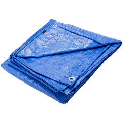 Blue Tarp - 8' x 10'