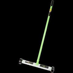 "18"" Single Shaft Magnet Broom"